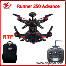 Walkera Runner 250 Advance Runner 250(R) GPS System RC Quadcopter with DEVO 7 /OSD/Camera/Backpack RTF GPS 3 Version