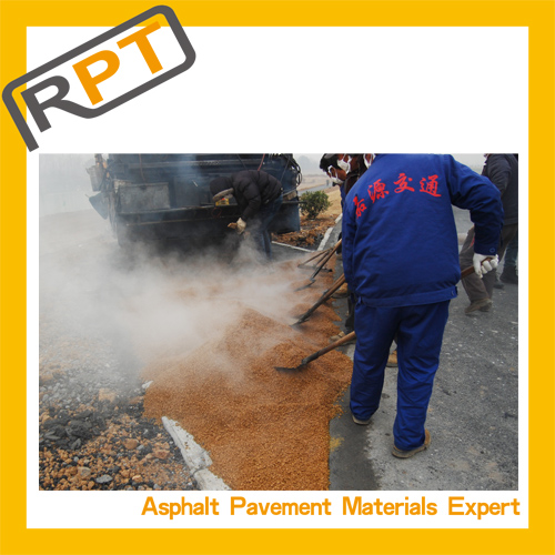 Roadphalt color yellow bitumen 60/70