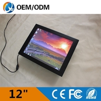 latest computer models 12 inch mini pc industrial panel pc thin client