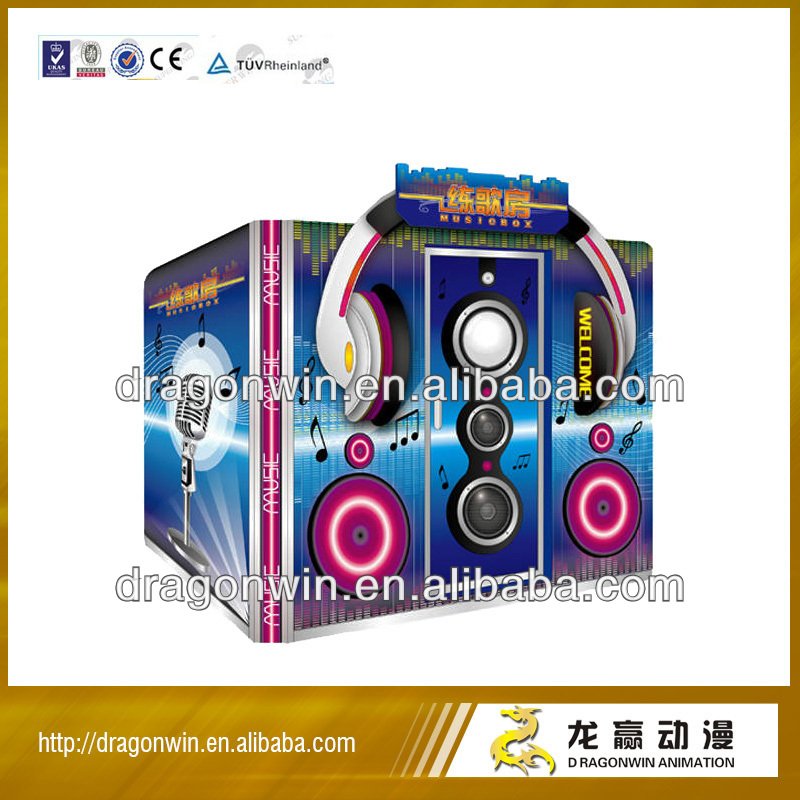 popular amusement digital jukeboxes simulator chinese karaoke video singing game arcade coin operated music dancing game machine