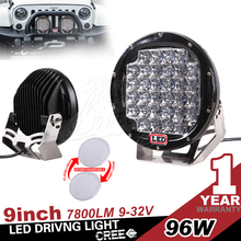 ARB Intensity led Spot Light 96w led Driving Lights For Offroad 4X4