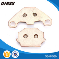 China top quality cheap Japanese cooper-based metal material technology atv brake pad