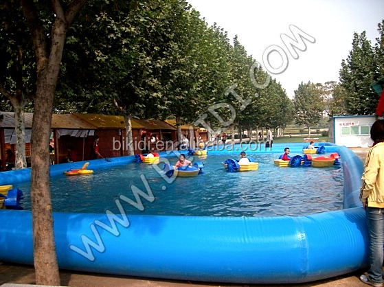 Water Park Inflatable Pool Inflatable Pool Toys Large Inflatable Swimming Pool For Sale D2027
