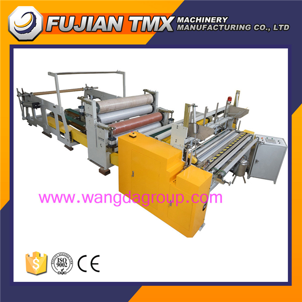 Automatic numerical control jumbo roll WD-TP-RPM1092-3200IV manual paper perforating machine