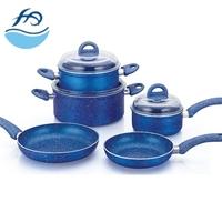 CP33 Product New Healthy Precise Kitchen Aluminum Non Stick Cookware Set