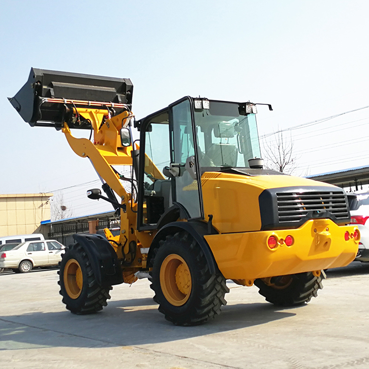 Professional customized wholesale new list of mini wheel loader price