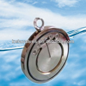 Single Disc Check Valve