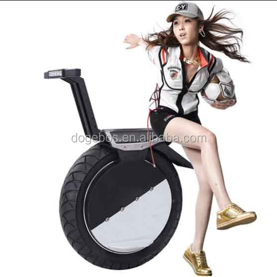 Factory supplier one wheel self-balance electric cheap china motorcycle for sale