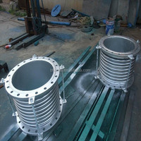 Axial Type Metallic Expansion Joint