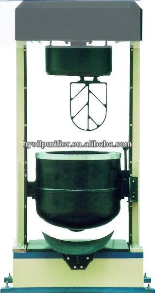 60L Automatic Concrete Pan Mixer