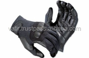 Lowest Wholesale Price Leather Shooting Gloves