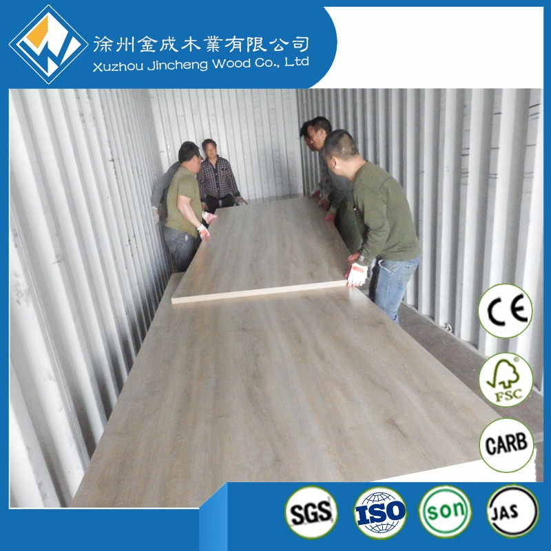 Grade 7a hair slat wall mdf