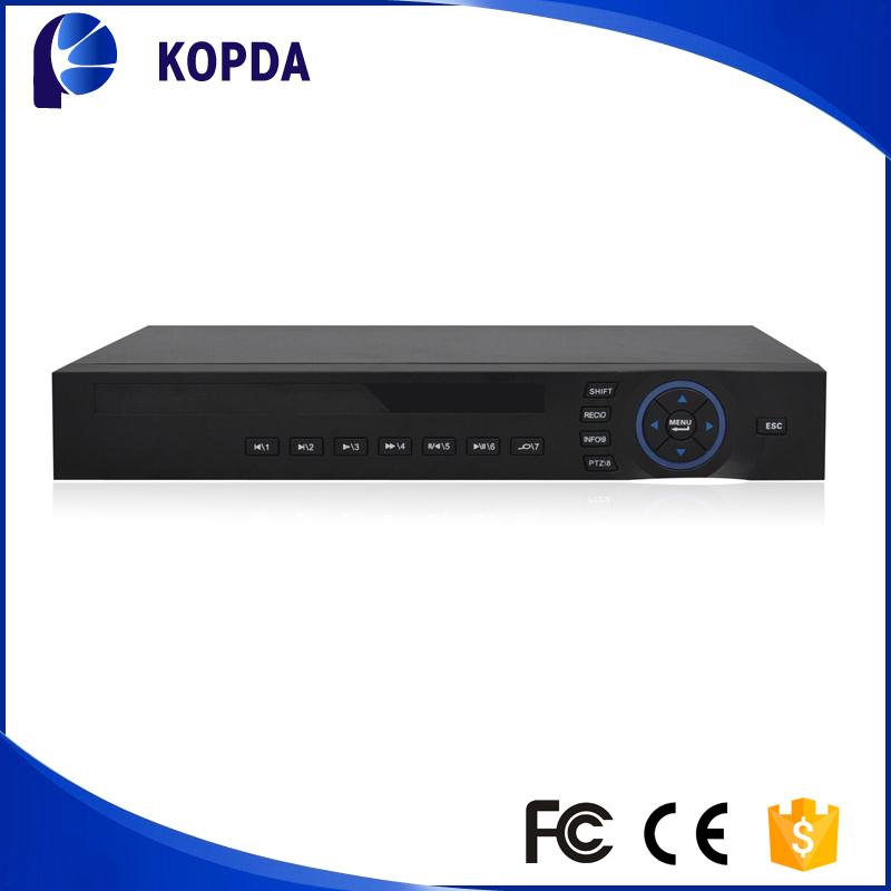 H.264 ip camera nvr 8CH 1080P ONVIF Cloud technology nvr