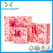 Top Sale Custom Paper Gift Bag, Packaging Bag With Lamiantion