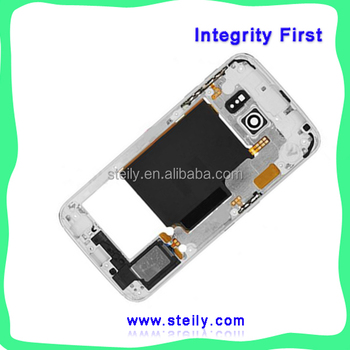 Middle Frame Housing Cover For Samsung Galaxy S6 edge Replacement