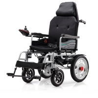 Factory Direct Folded Electrical Wheel Chair