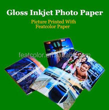 Professional manufacture high quality high glossy photo copy paper