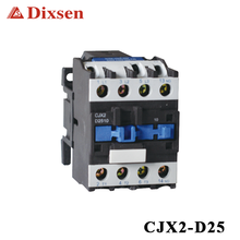 LC1-D 3P AC Contactor With 1 NO +1NC Contacts