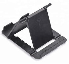 Folding table <strong>mobile</strong> <strong>phone</strong> holder Plastic table holder for cell <strong>phone</strong>