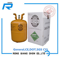 R404a Refrigerant gas factory price.