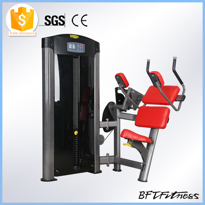 BFT-3025 China bodybuilding Abdominal fitness equipment/Body Crunch ab shaper Abdominal Machine