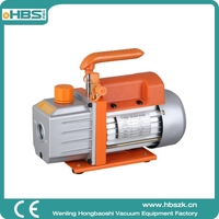 China HBS single stage battery operated vacuum air pump filterRS-2