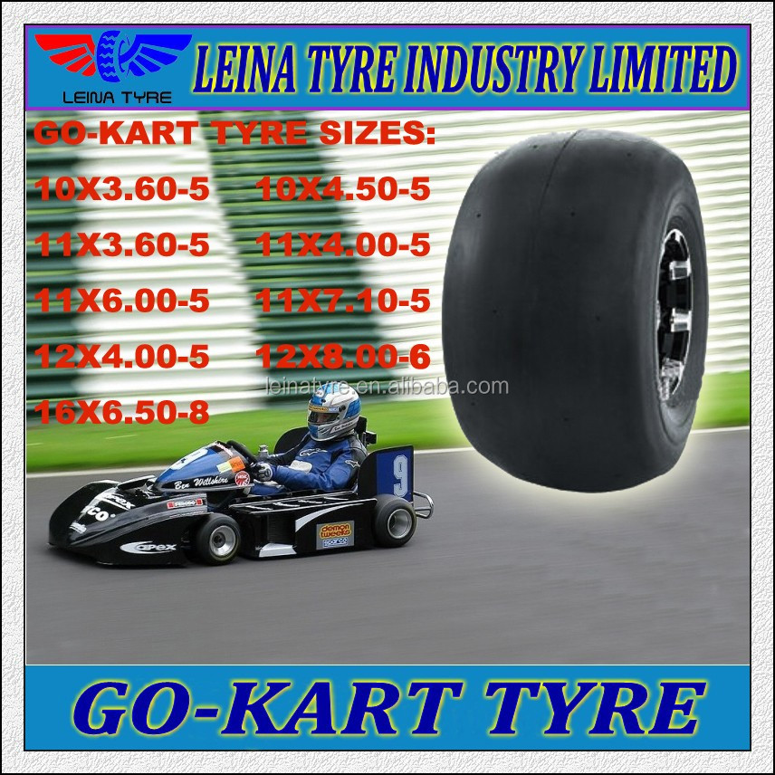 Go Kart Buggy Sport Racing Tire 10X3.6-5 10X4.5-5 11X3.6-5 for daily entertainment