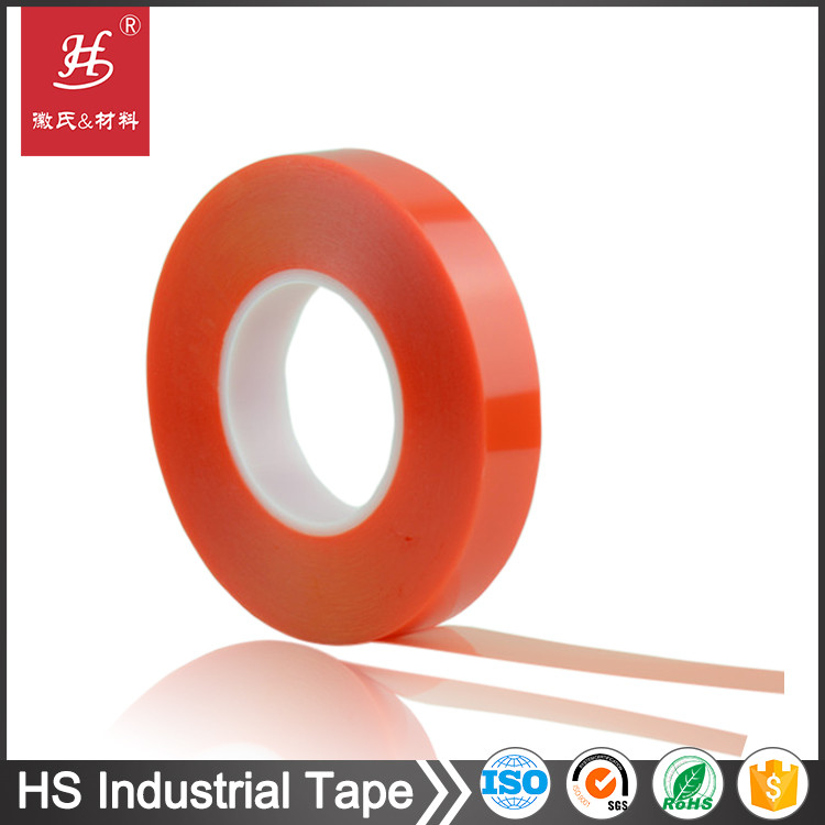 ISO SGS Certified Clear Strong Double Sided Screen Frame Adhesive Tapes For Cellphone