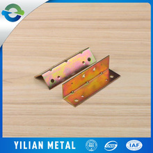 furniture connector iron zinc plated bed brace
