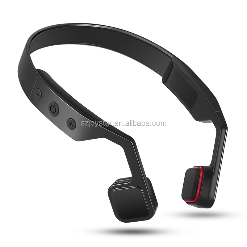 2017 hotsale YKL-701 Bone Conduction Wireless Stereo Bluetooth Headphones Headset Hands-free Earphone Fit for Outdoor Sports
