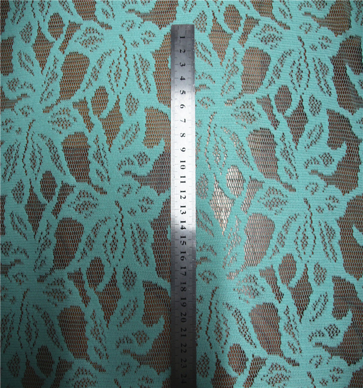 english netting raschel lace fabric for market in dubai