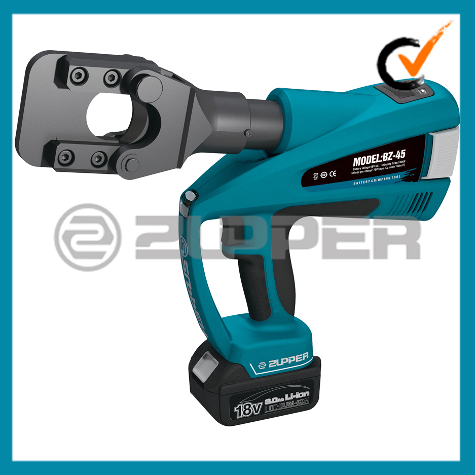 BZ-45 60KN small electric cable cutting tool