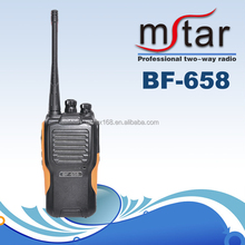 Baofeng BF-658 China Hot-Selling Walkie Talkie UHF 3-5KM Two Way Radio