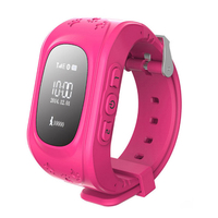 Popular G36 Bluetooth 3G Sim Card Kids GPS SOS Smart Watch