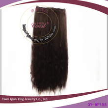 natural Heat Resistant simplicity sythetic expression hair extensions