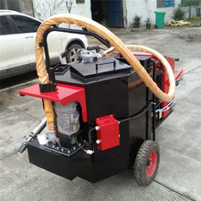 Concrete joint sealing machine YAMAHA ET950 for sale