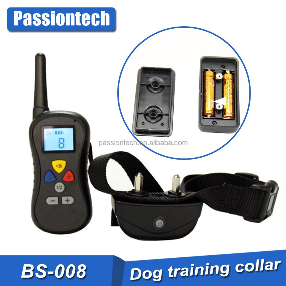 Super Good Hot Selling Stop Dog Barking Collar with Remote