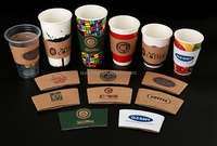 Hot Selling High Quality Paper Coffee Cup Sleeve