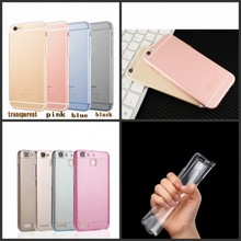 Mobile phone accessories wholesale transparent silicone mobile phone case for Lenovo S90
