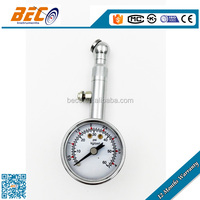 The manometer use to test pressure air inflator pressure gauge