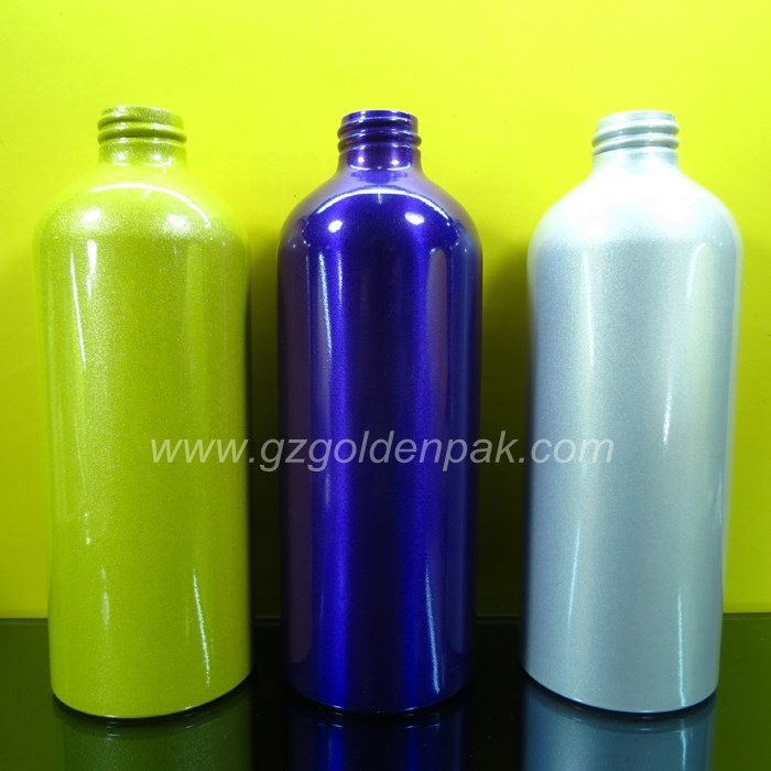 20ml 30ml 50ml 100ml 400ml 500ml Aluminum Bottles With Trigger Sprayer