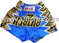 Muay Thai Shorts (Blue-Tiger trait)