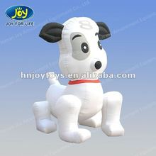 2012 lovely inflatable puppy