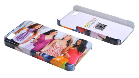 customized sublimation cell phone case hard plastic sublimation phone cover for iphone 4 4s