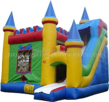Inflatable combo/inflatable bouncers/inflatable bouncy castle B3008