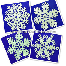 laser cutting 2013 hot new acrylic decoration christmas gift