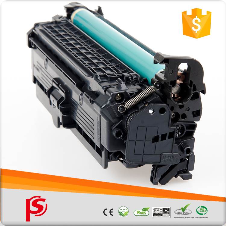 Compatible laser toner cartridge china supplier CE401A for HP LaserJet Enterprise 500 color Printer M551dn