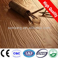 Maple Parquet Green Core HDF Engineered Flooring(SLD064)