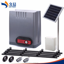 DC 24V electric sliding door motor solar powered gate opener