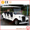 New Designed Convertible 8 Seats Electric Classic Car